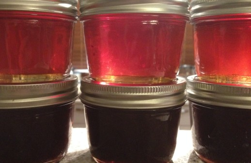 quince jelly and quince paste