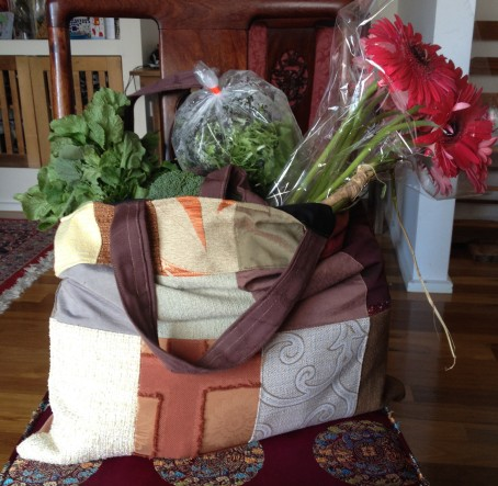 farmers' market bag