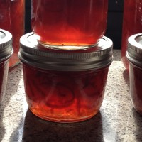 Blood Lime Marmalade
