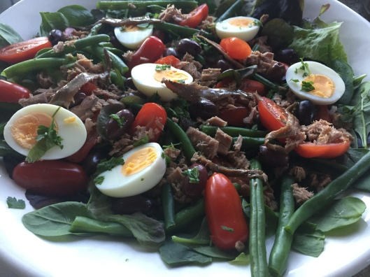 My favourite Salad Nicoise