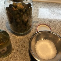 Sicilian-Style Pickled Olives