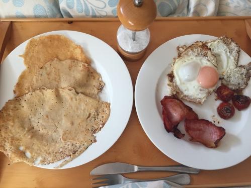 Mothers' Day breakfast