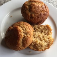 Orange and Nutmeg Muffins