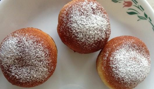 Berlin doughnuts