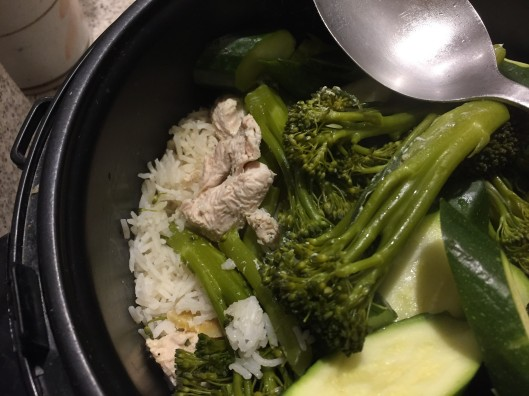 rice cooker chicken and rice