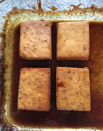 grill tofu