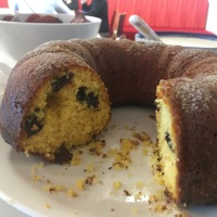 Pumpkin and Prune Cake
