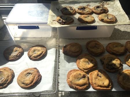 choc chip cookie variations